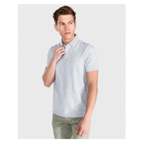 Armani Exchange Polo Koszulka Szary