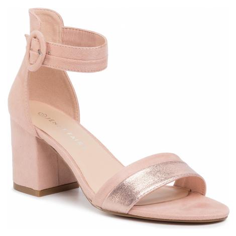 Sandały JENNY FAIRY - WYL2069-5 Pink