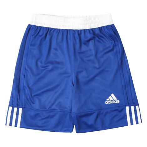 ADIDAS PERFORMANCE Spodnie sportowe '3G Speed Reversible' niebieski / biały