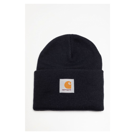 Czapka Carhartt Wip Acrylic Watch Hat 1C00 Dark Navy