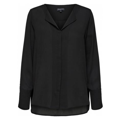 SELECTED FEMME Bluzka czarny
