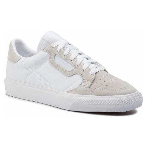 Buty adidas - Continental Vulc EF3523 Ftwwht/Ftwwht/Ftwwht