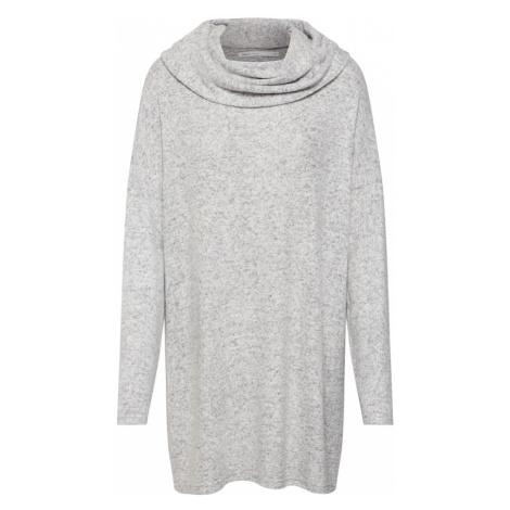 ONLY Sweter 'KLEO' jasnoszary