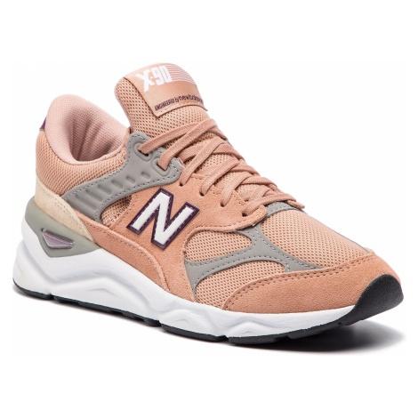 Sneakersy NEW BALANCE - WSX90RPA Pomarańczowy