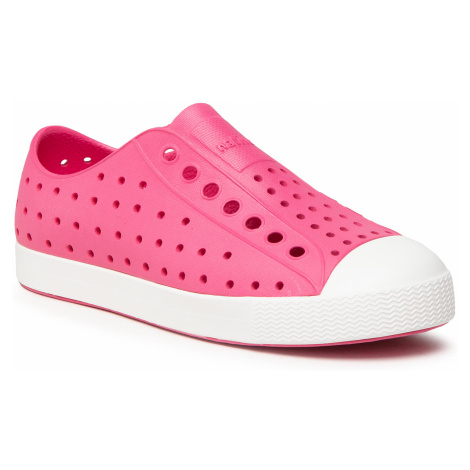 Trampki NATIVE - Jefferson 15100100-5626 Hollywood Pink/Shell White Native Shoes