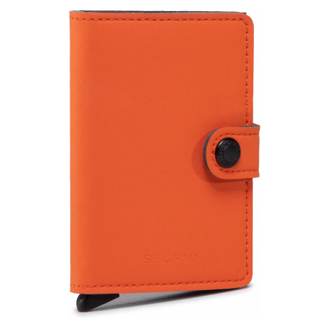 Mały Portfel Damski SECRID - Miniwallet MY Yard Orange