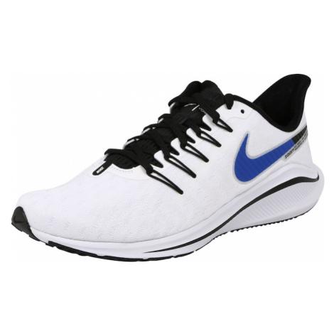 NIKE Buty do biegania 'Zoom Vomero 14' niebieski / czarny / biały