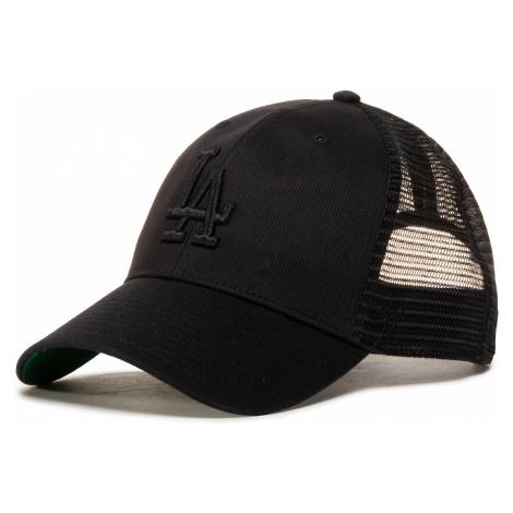 Czapka z daszkiem 47 BRAND - Mlb Los Angeles Dodgers Branson B-BRANS12CTP-BKA Black