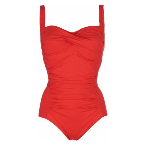 Petit amour Strój kąpielowy 'Ada' czerwony