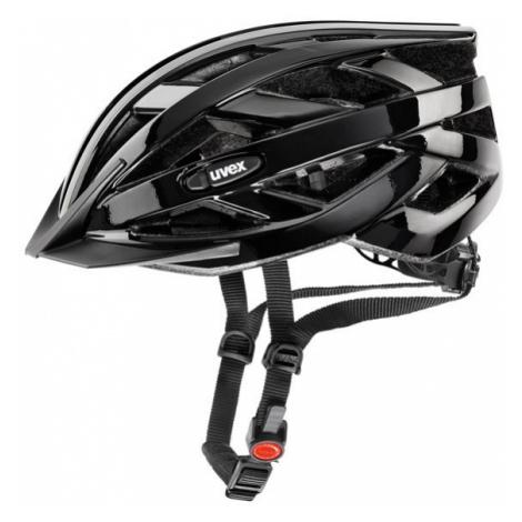 UVEX Kask rowerowy I-VO 52-57 cm-Czarny