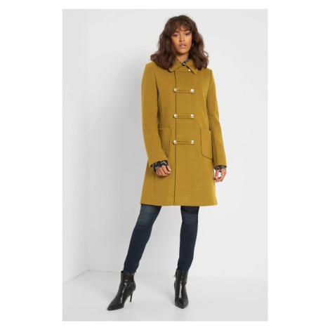 Dwurzędowy płaszcz Orsay