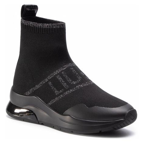 Sneakersy LIU JO - Karlie 44 BF0041 TX022 Black 22222