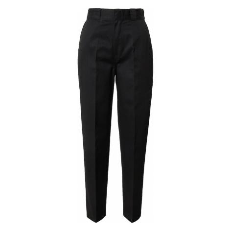 DICKIES Spodnie w kant czarny