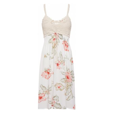 Hailys Letnia sukienka 'Kana' biały Haily´s