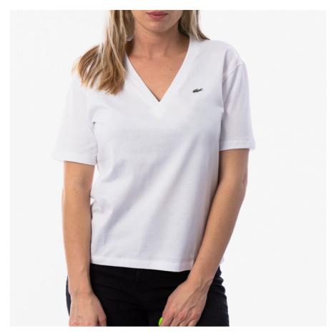 Koszulka Lacoste TF5458-001