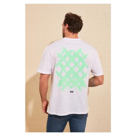 Koszula męska Trendyol Printed