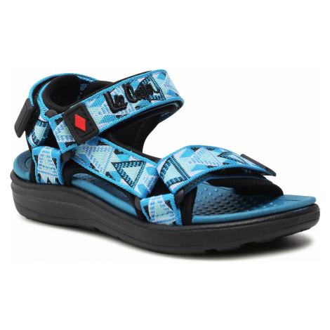 Sandały LEE COOPER - LCW-21-34-0218K Black/Blue