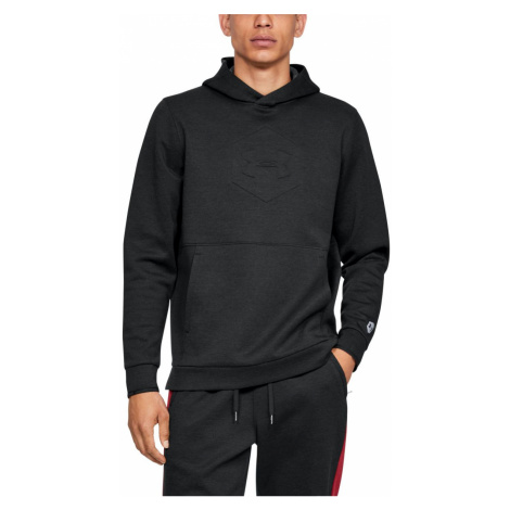 Bluza Under Armour Athlete Recovery Fleece Graphic Hoodie-B