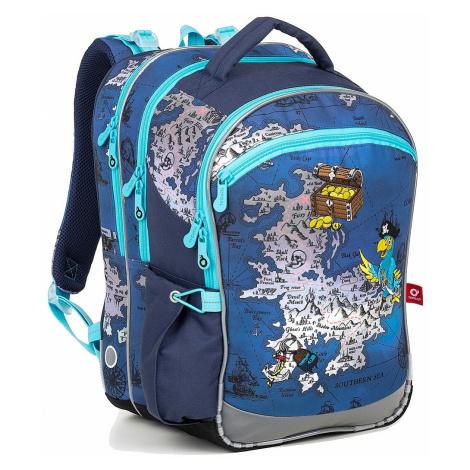 plecak Topgal COCO 18015 - B/Blue