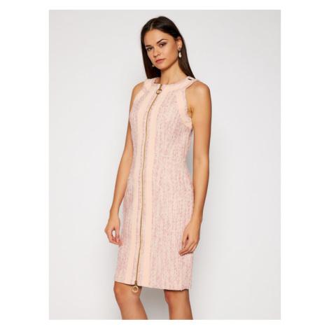 Marciano Guess Sukienka koktajlowa Victoria 0BG729 9367Z Różowy Slim Fit