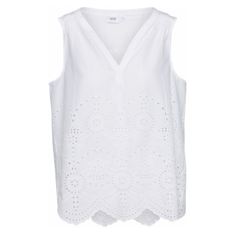 GAP Bluzka biały