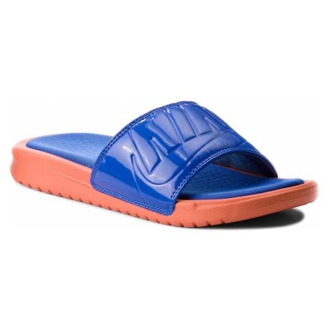 Klapki NIKE - Benassi Jdi Ultra Se AO2408 800 Vintage Coral/Racer Blue