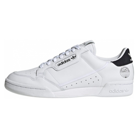 ADIDAS ORIGINALS Trampki niskie 'Continental 80' biały