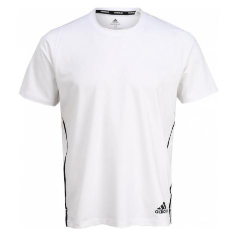 ADIDAS PERFORMANCE Koszulka funkcyjna 'Primeblue' czarny / biały