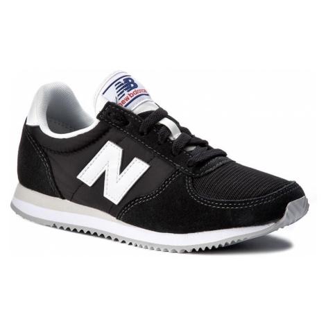 Sneakersy NEW BALANCE - U220BK Czarny