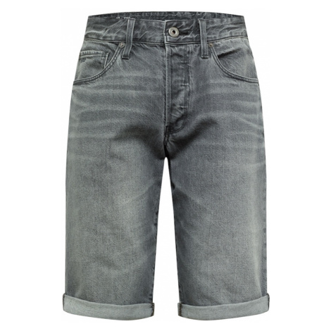 G-Star RAW Jeansy '3301' szary