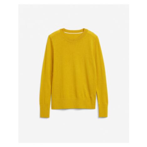 GAP Sweter Złoty