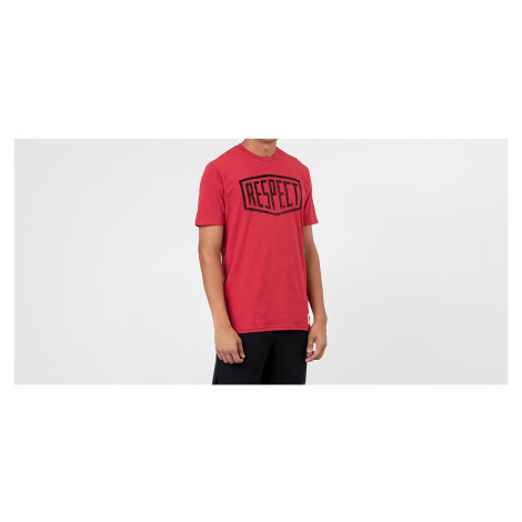 Under Armour Project Rock Respect Tee Red