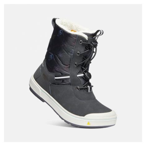 Dziecięce buty zimowe KEEN KELSA TALL WP C