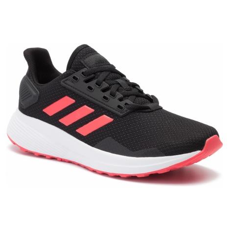 Buty adidas - Duramo 9 EE8187 Cblack/Shored/Ftwwht