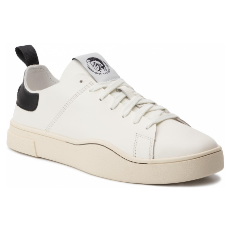 Sneakersy DIESEL - S-Clever Ls Y01983 P2475 H6792 Star White/Black