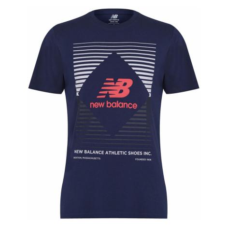 New Balance Diamond T Shirt Męski