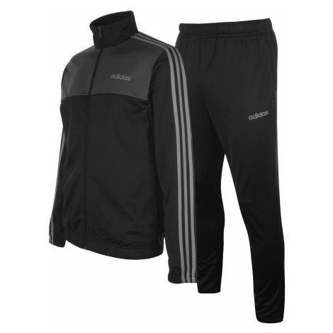 Męski komplet dresowy Adidas 3 Stripe Basic Poly