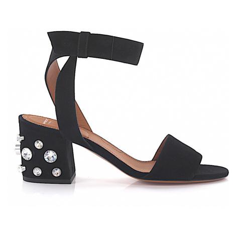 Givenchy - Buty Sandały z zapięciem
