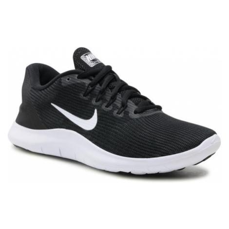 Nike Buty Flex 2018 Rn AA7408 018 Czarny