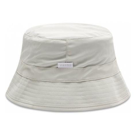 Rains Kapelusz Bucket Hat 2001 Biały