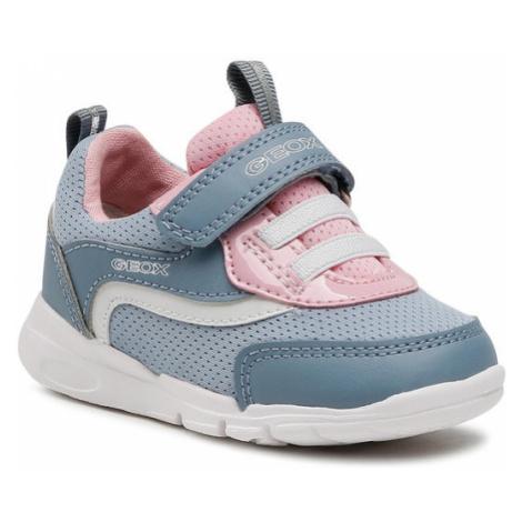 Geox Sneakersy B Runner G. D B15H8D 014BC C4063 M Niebieski