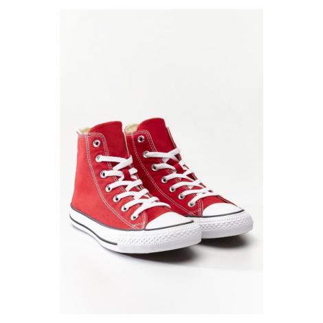 Trampki Converse M9621 Czerwone Czerwono-Białe Długie Wysokie Trampki Tenisówki Conversy
