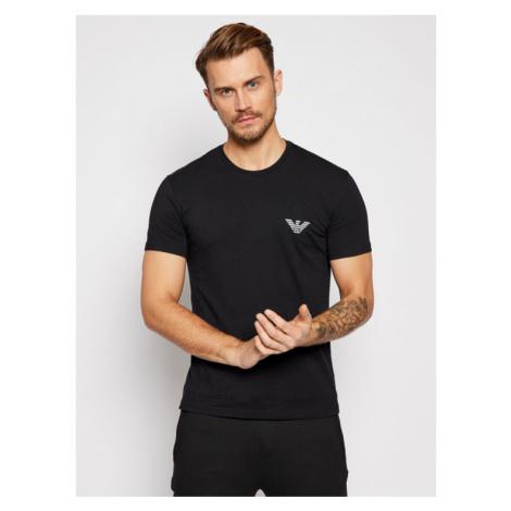 Emporio Armani Underwear T-Shirt 110853 0A524 20 Czarny Regular Fit