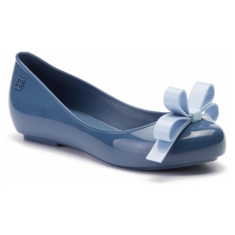 Baleriny ZAXY - New Pop Lovely Fem 82774 Blue 16379 EE285015