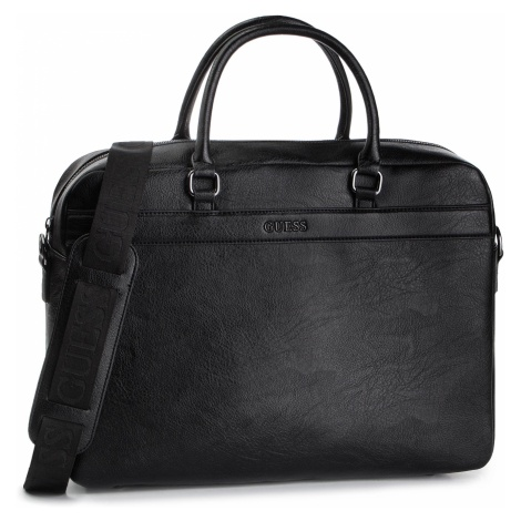 Torba na laptopa GUESS - City HM6715 POL93 BLA