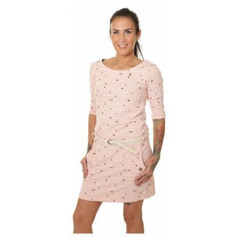 sukienka Ragwear Tanya Organic - 4062/Light Red
