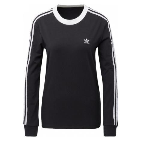 ADIDAS ORIGINALS Koszulka biały / czarny