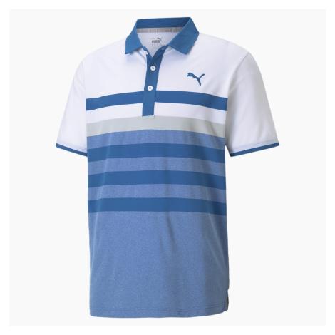 PUMA Męska Golfowa Koszulka Polo MATTR One Way, Odzież