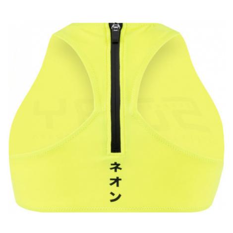 Superdry Góra od bikini W3010002A Żółty