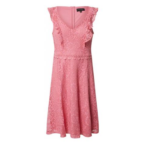 Dorothy Perkins Sukienka koktajlowa 'LACE TAYLOR' różowy pudrowy